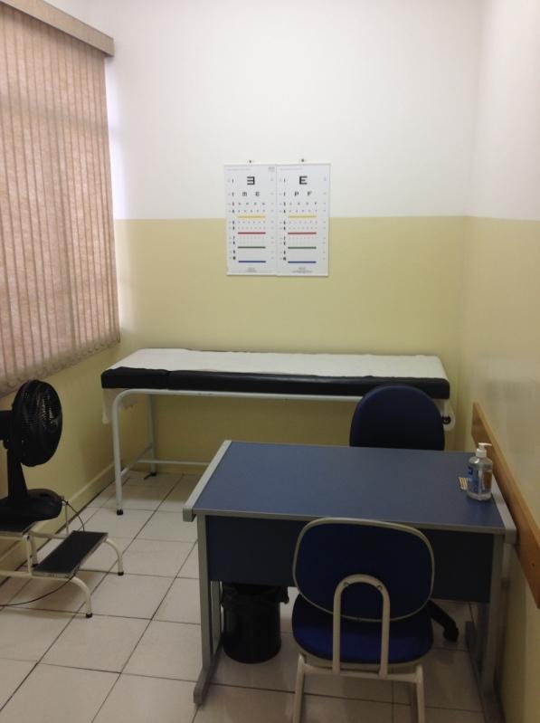 Exames Clínico Admissional Cidade Jardim - Clínica de Exame Admissional