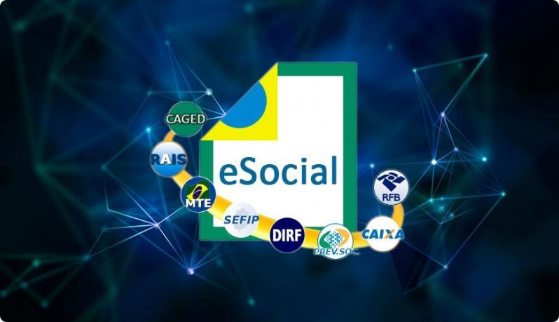 Plataforma ESocial Admissional Preço Bairro do Limão - Plataforma ESocial Admissional