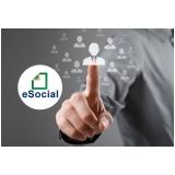 eSocial exame periódico Sacomã