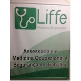 especialista em medicina do trabalho Parque São Rafael