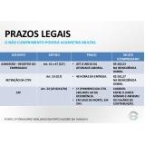 exame admissional no eSocial para empresa São Miguel Paulista
