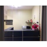 clínica de exame admissional