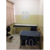 consultório de exames admissionais