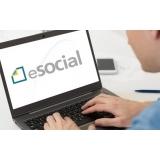 exames no eSocial periódico em sp Pirituba
