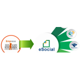 onde encontro plataforma eSocial para exames Brás
