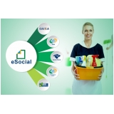 plataforma eSocial para exames admissionais Campo Belo