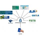 plataforma eSocial para exames trabalhistas Santana