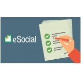 plataforma eSocial para exames periódicos