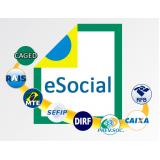 plataformas eSocial para medicina do trabalho Vila Formosa