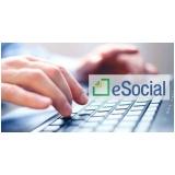 plataformas eSocial para segurança do trabalho Cambuci