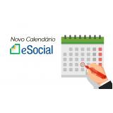 plataformas eSocial PCMSO Vila Gustavo