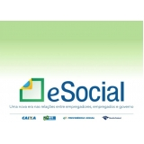 quanto custa exames no eSocial periódico Vila Prudente
