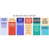quanto custa plataforma eSocial para multas Jaraguá